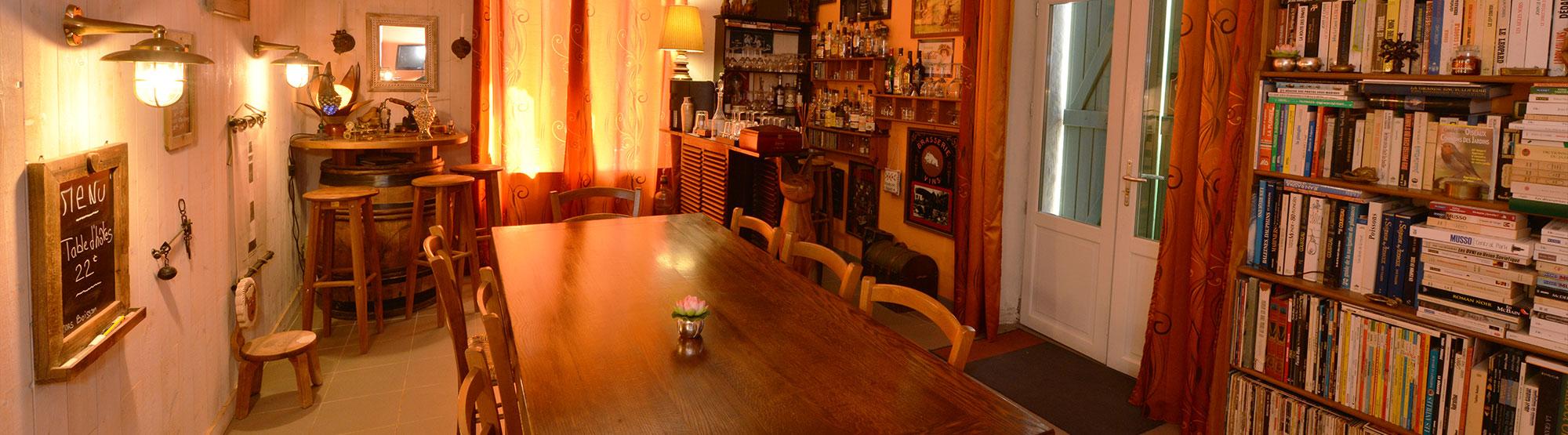 Table d'hôtes en Bourgogne