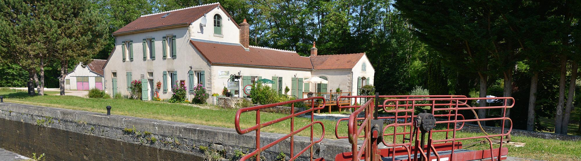 Maison d'hôtes en Bourgogne